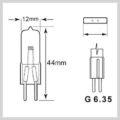 Лампа КГМ 12-50-1