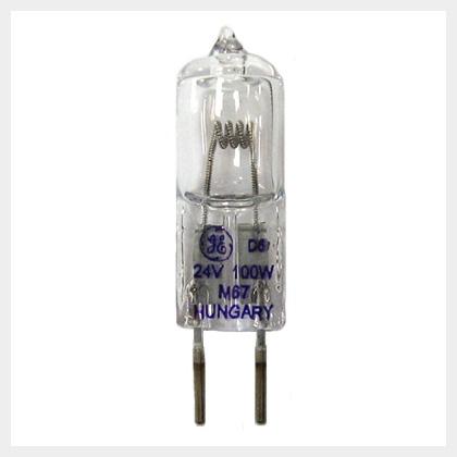 GE 34663 M67/Q100 24V 100W GY6.35